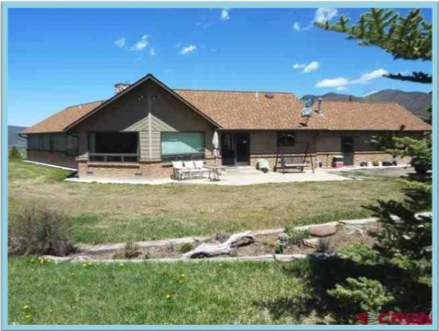 cimarron co ranch home for sale 640 county rd 24